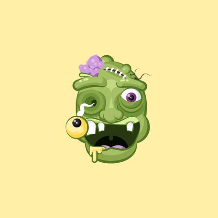 Zombie Banco de Imagens - 86989126
