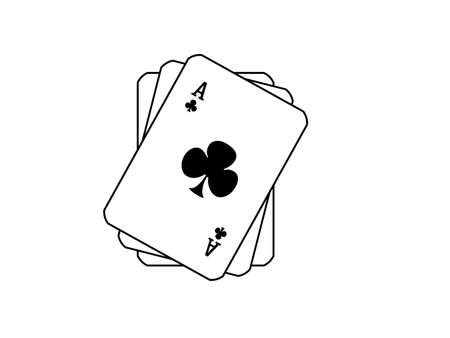 Game cards. Stock Photo - 3184601
