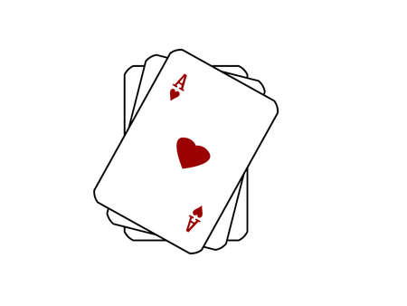 Game cards. Stock Photo - 3184589