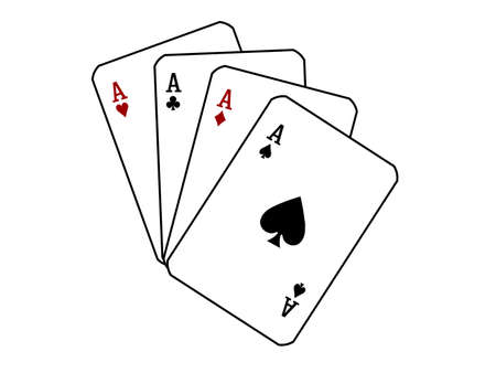 Game cards. Stock Photo - 3184619
