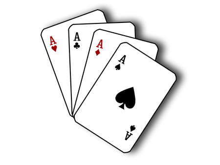 Game cards. Stock Photo - 3184626