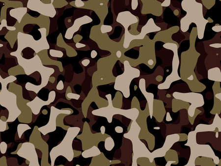 undercover: Camouflages.