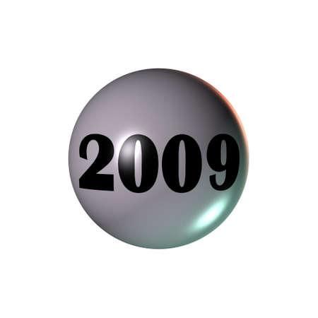 matte: Sphere. Stock Photo