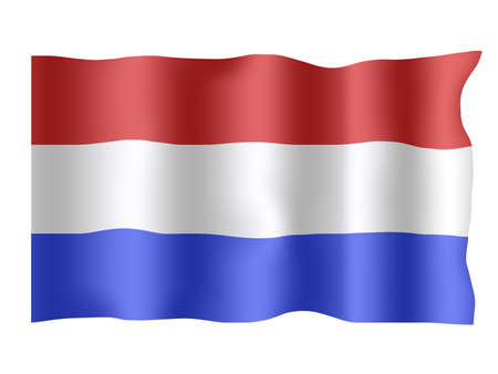 ensign: Flag of Netherlands  Holland.