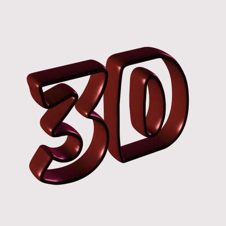 3d: 3D.