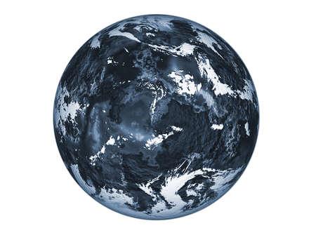 astrophoto: Blue planet.