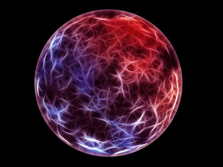 Magic sphere Stock Photo - 3752709