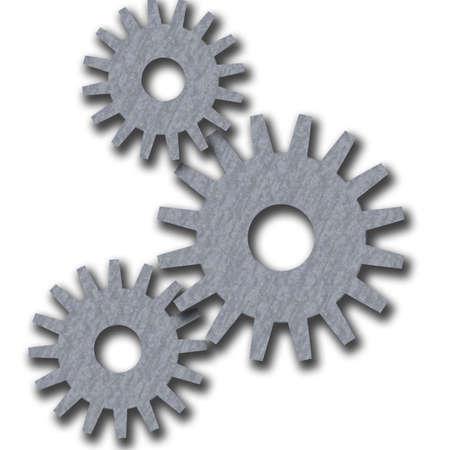 Gears. Stock Photo - 3770969