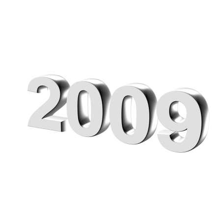 New year 2009. photo