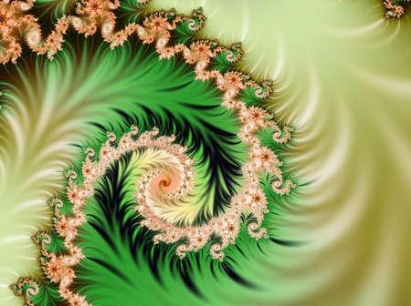 fractals: Fractal. Stock Photo