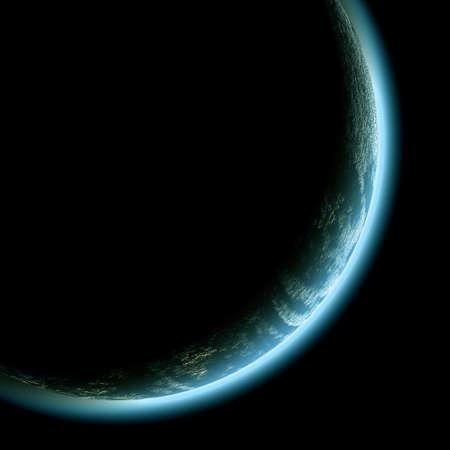 Planet. Stock Photo - 4443592