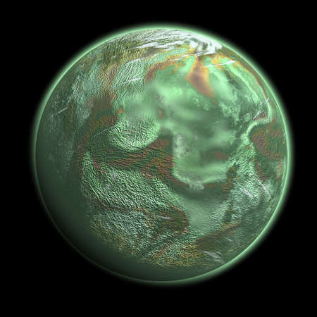 interstellar: Planets in space.