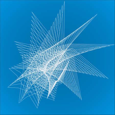 Abstract vector  Vector