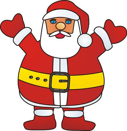 adult toys: Santa Claus Illustration
