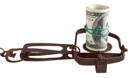 trap: Money trap