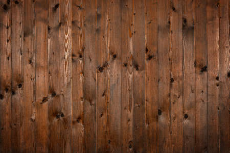 Texture of old wooden planks as a background