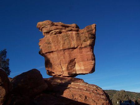 Hanging Rock, Colorado
