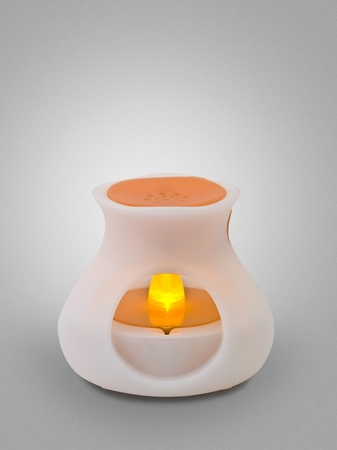 aromatherapy modern diffuser with light photo