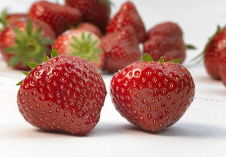 fresh strawberry Stock Photo - 12414296