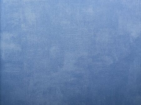 Textured blue wallpaper for background photo