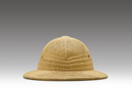 pith: pith helmet