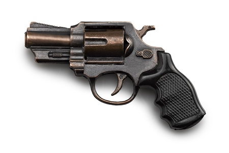 Revolver Gun, toy for children  photo
