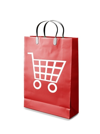 Shopping bag Stock Photo - 22036636