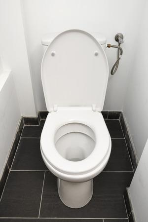 Home flush toilet Stock Photo - 25717339
