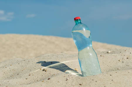 capacitance: a bottle of water in the desert