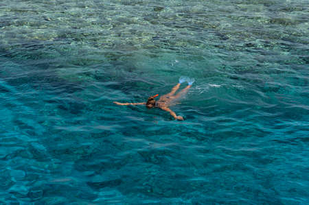 underwater ocean: Travel to Africa