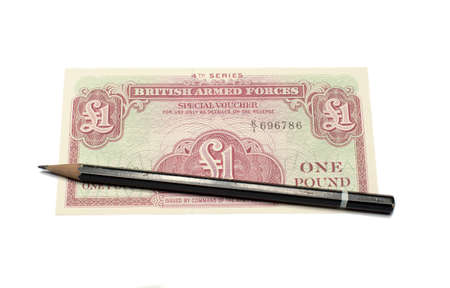 collectibles: collectibles Banknotes with pencil