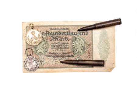 munition: collectibles Coins Banknotes Awards
