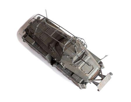 Modèle réduit de véhicule ancien
