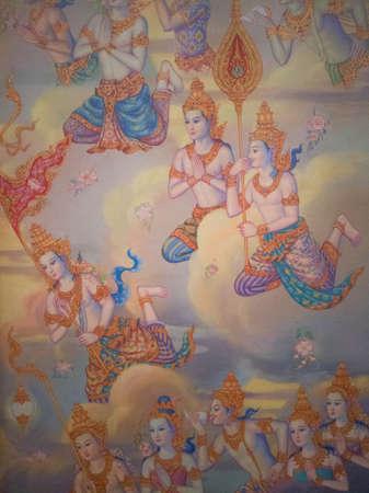 Heavenlike painting