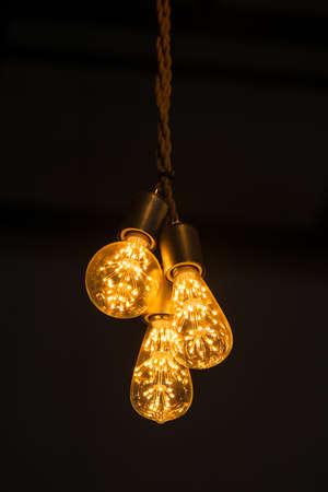 インテリア用タングステン ランプ