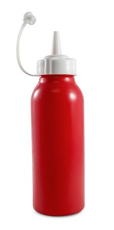 ketchup: Ketchup bottle