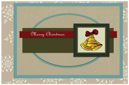 Vector vintage Style background Christmas and winter theme for decoration and design Vector