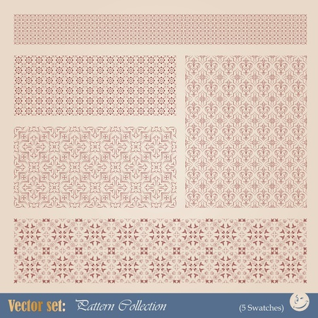 art deco background: seamless pattern for decoration and design