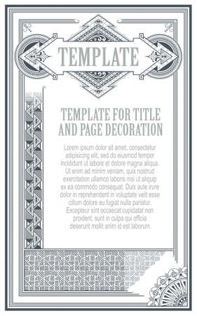 quantity: Advertisements, flyer, web, wedding  and other invitations or greeting cards. Vector template.