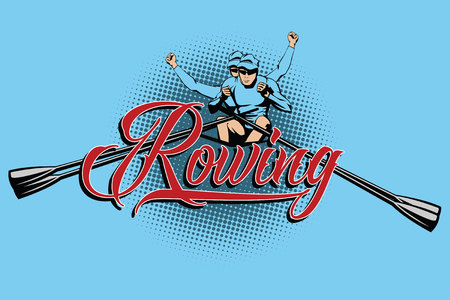 kinds: Summer kinds of sports. Rowing.