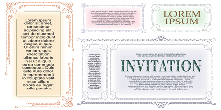 Template advertisements, flyer, web, wedding  and other invitations or greeting cards. Happy holidays.