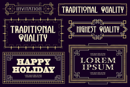Template advertisements, flyer, web, wedding  and other invitations or greeting cards. Happy holiday. Illustration