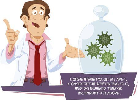 Funny people. Scientist warns of danger.