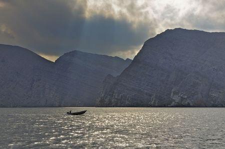 musandam: Musandam Archipelago, Oman