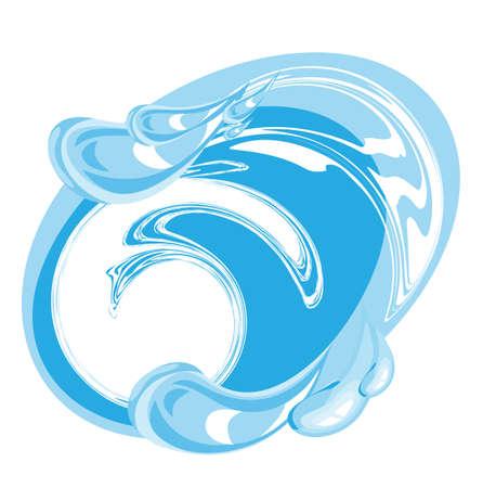 source d eau: Image de l'eau propre et froide de la source