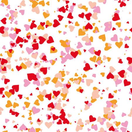 seamless hearts pattern. Stock Vector - 2319788