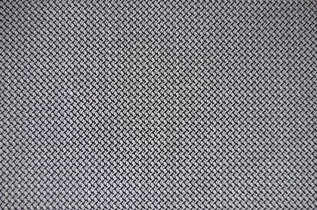 Grey checked fabric texture