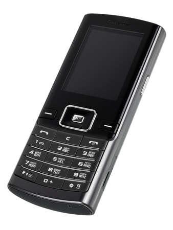 Mobile phone isolated on white background Stock Photo - 6093745