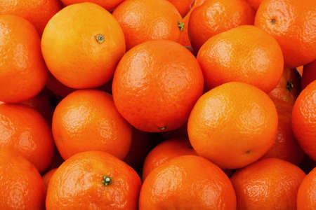 Tangerine background photo