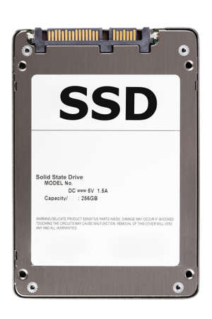 portable hard disk: SSD drive